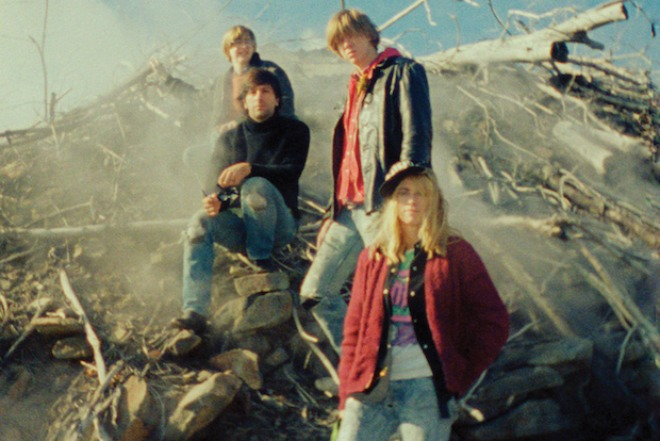 Sonic Youth announce 1987 Spinhead Sessions – hear 'Theme With Noise'