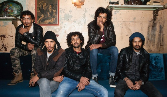 Algeria's Imarhan are championing a new wave of Tuareg music – stream their debut LP