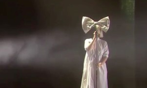 Sia's Coachella set was a visual projection-packed work of art – watch