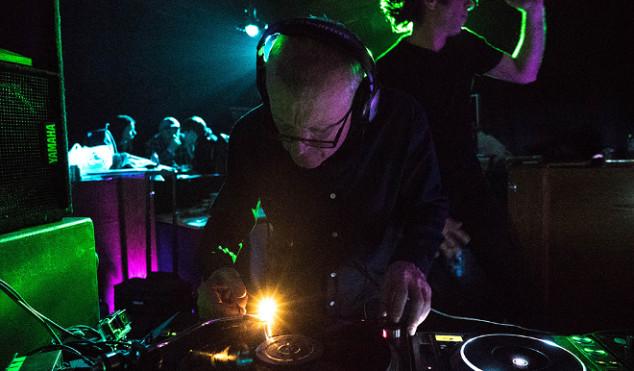 Watch snooker player turned DJ Steve Davis's journey to Bloc in BBC mini-doc