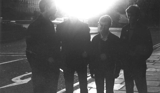 Short-lived Edinburgh post-punk band Visitors to release compilation Poet's End