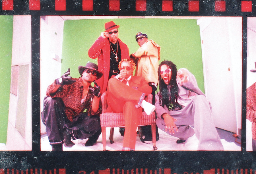 Ice-T and Kool Keith's ultra-strange, ultra-rare Analog Brothers project gets reissued