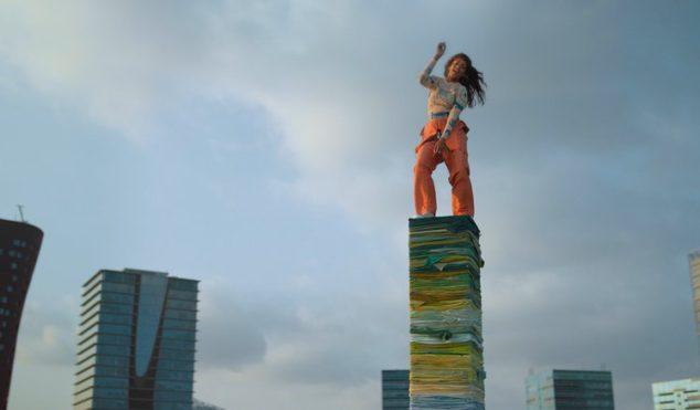 M.I.A drops 'Rewear It' video in celebration of World Recycle Week