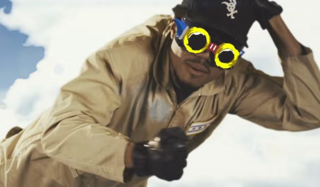 The week's best videos: Chance The Rapper, faceless gangsters, Kingdom and more