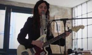 PJ Harvey debuts The Hope Six Demolition Project song 'The Orange Monkey'