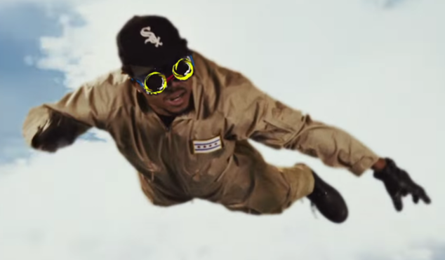Chance The Rapper is the superhero Chicago needs in 'Angels' music video