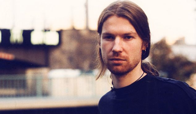 Aphex Twin rarity surfaces on Nina Kraviz's When I Was 14