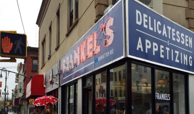 El-P, Despot, and Holy Ghost!'s Alex Frankel open Jewish deli in Greenpoint