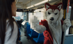 Watch Big Boi and Phantogram dress up in animal costumes and trash LA in 'Drum Machine' video