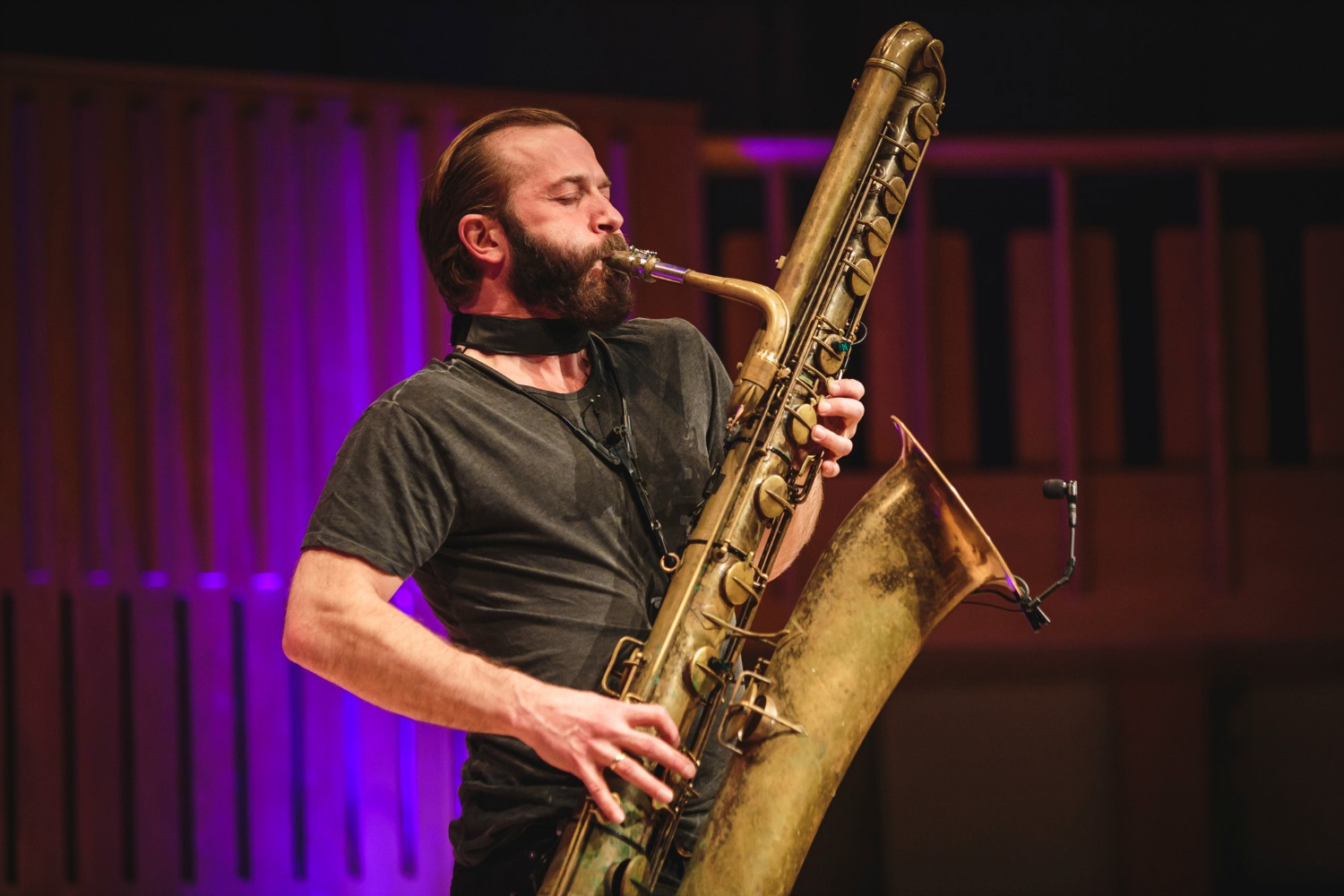 entire collection clearance prices authentic Colin Stetson turns a bleak symphony into a saxophone ...