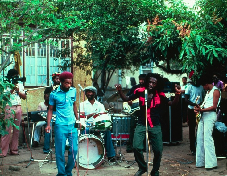 Soul Syndicate performing circa 1978