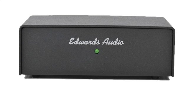 Best phono amplifiers - Edwards Apprentice