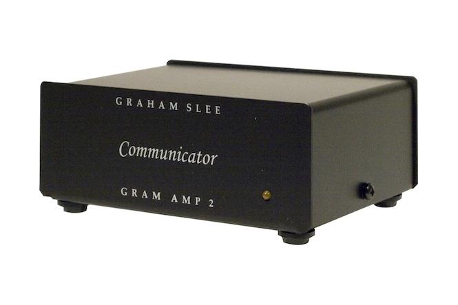 Best phono amplifiers - Graham Slee Communicator