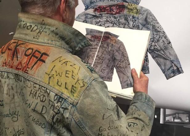 Photographer asks Kanye West to recognise denim jacket origins Denim Jacket Photography