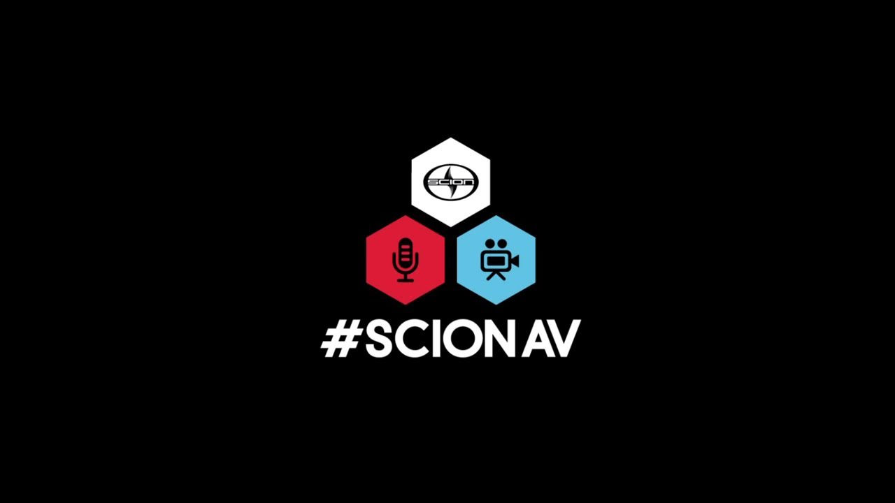 Scion AV logo