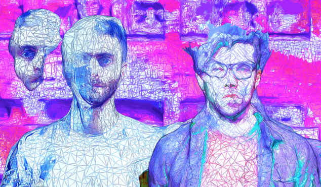 Drummer Greg Fox and synthesist Ryan Soper transform their instruments on Magenta Line