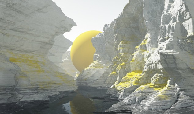 Warp hero Mark Pritchard and artist Jonathan Zawada: How we built the otherworldly landscapes of Under The Sun