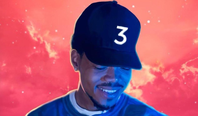 Chance The Rapper is on an ultralight beam on the gospel-influenced Coloring Book