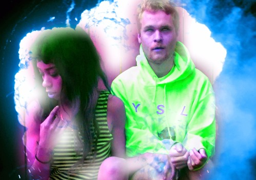 Lord Narf and Slug Christ announce collaborative EP AUTOYURNT – hear 'Ah Ah'