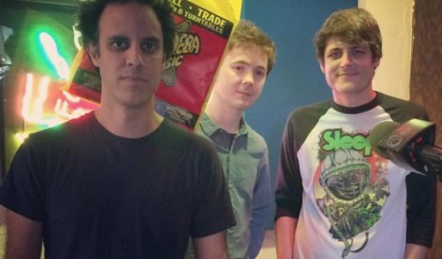 Stream Four Tet and Ben UFO's two-hour set on Dublab