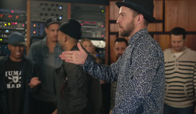 Justin Timberlake teases The Weeknd collaboration