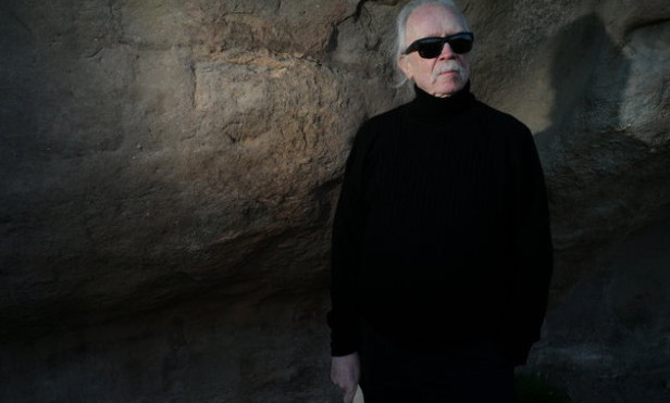 John Carpenter announces film theme 12″ series