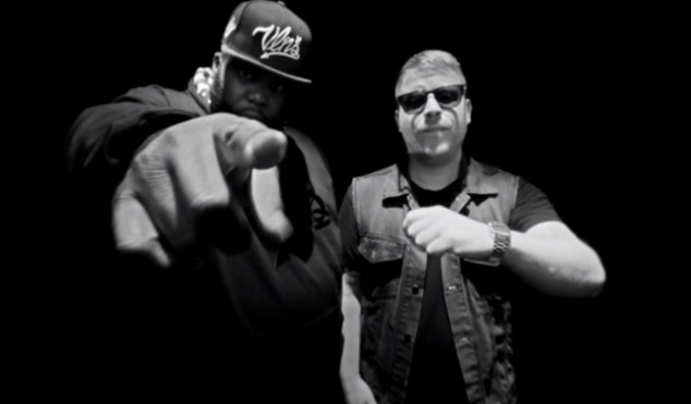 Run The Jewels go VR in 360° video for 'Crown'