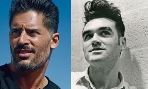 Morrissey gives Magic Mike's Joe Manganiello permission to make a Smiths film