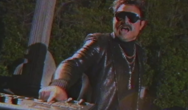 Parodies of Vangelis, Giorgio Moroder, & Wendy Carlos battle to be Lords Of Synth in Adult Swim short