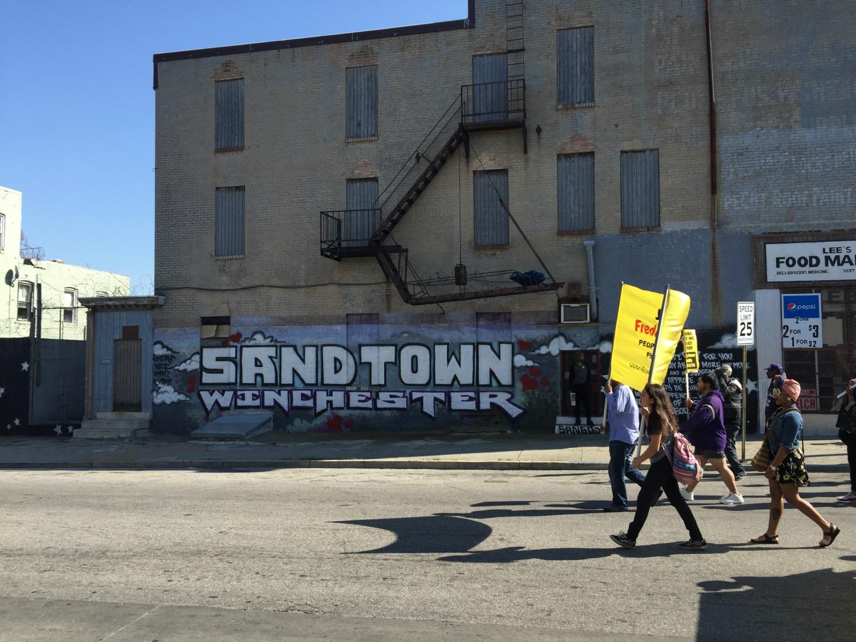 Sandtown march