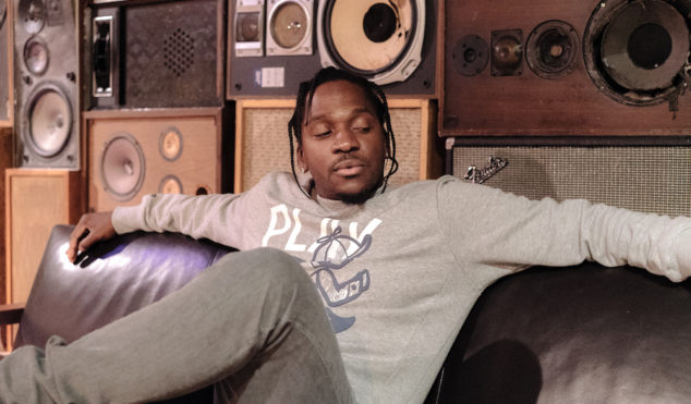 Pusha T enlists Jay Z for 'Drug Dealers Anonymous'