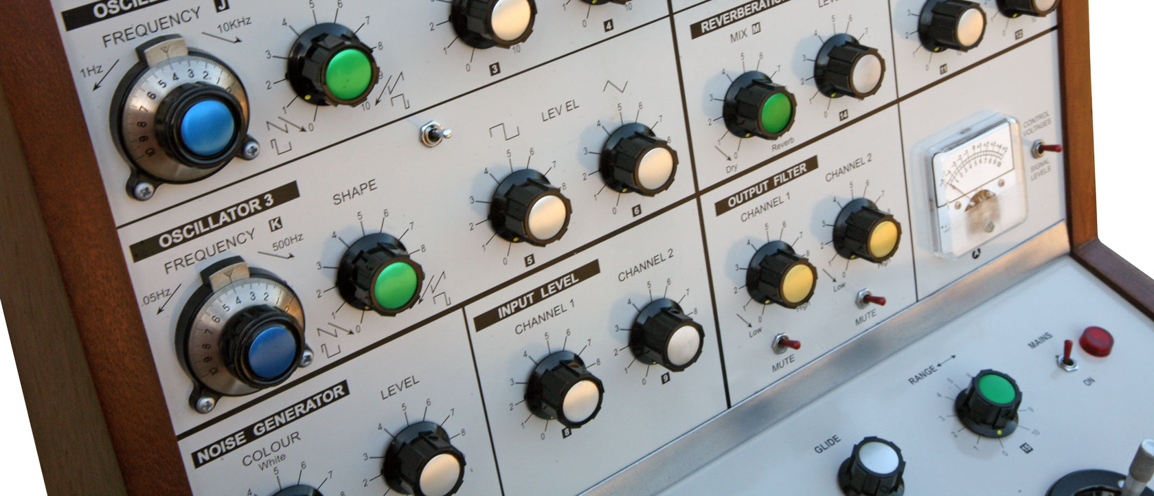 14 Best Synthesizers - EMS VCS3