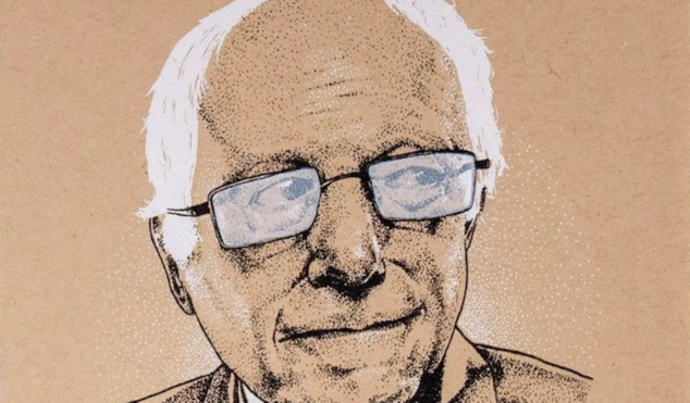 Bernie Sanders and Thurston Moore release official collaboration 'Feel It In Your Guts'