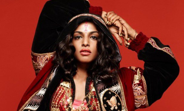 M.I.A. previews upcoming album with new song 'Poc That Still A Ryda'