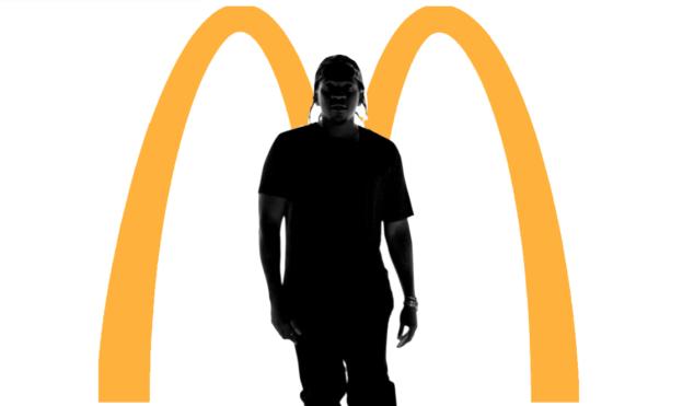 Pusha T wrote the McDonalds 'I'm Lovin' It' jingle