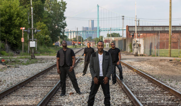 Underground Resistance's Timeline launch label offshoot with Forever Forward EP