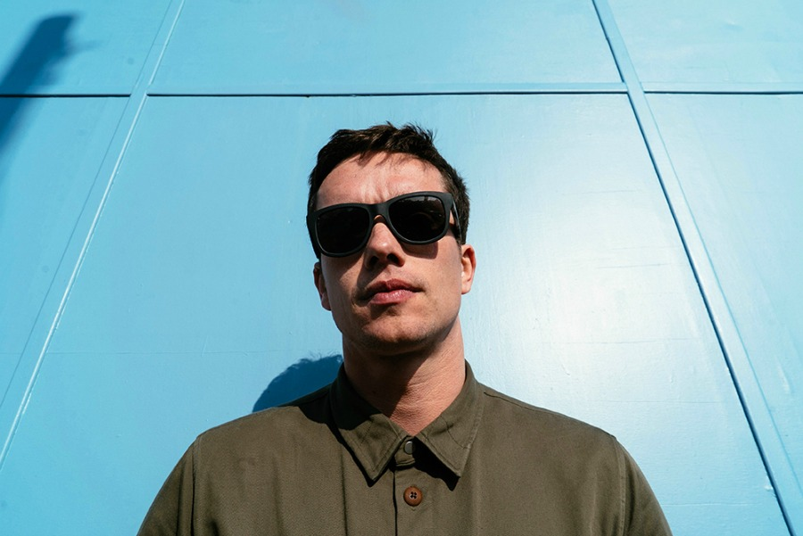 Diagonal Records announces North America tour with Powell, Russell Haswell and more