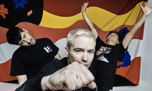 """The Avalanches say Jamie xx saved their Primavera comeback """"at the last moment"""""""