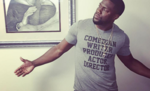 Kevin Hart making movie called Run The Jewels, El-P understandably pissed off