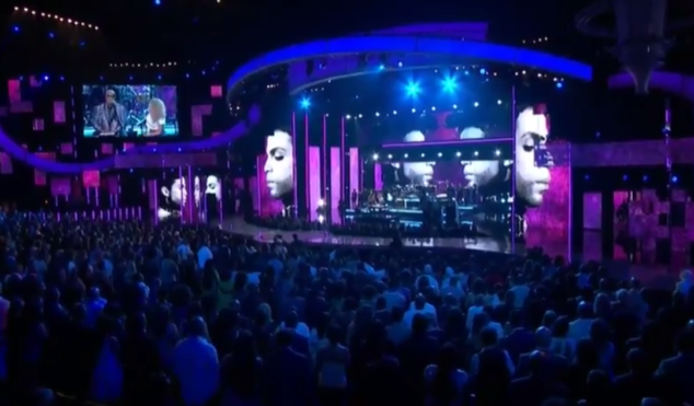 Prince and Muhammad Ali were honoured with emotional tributes at last night's BET Awards