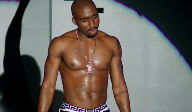 Watch a teaser for forthcoming Tupac biopic All Eyez On Me