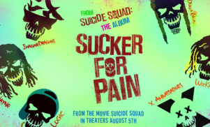 Listen to Lil Wayne, Wiz Khalifa and Ty Dolla $ign's Suicide Squad collaboration 'Sucker For Pain'