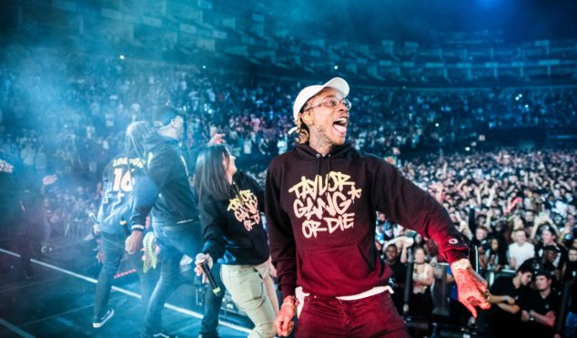 How Taylor Gang became the first US rap crew to get through Red Bull Culture Clash unburned