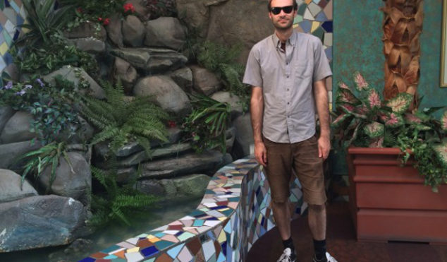 Noise techno kingpin Container joins Diagonal with Vegetation EP