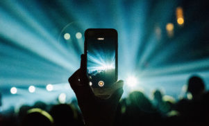Apple could soon block iPhones from taking photos at concerts
