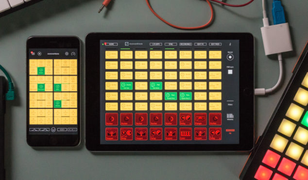 Novation updates Launchpad for iOS app to version 2.0