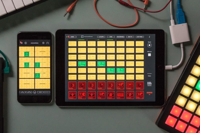 Novation launches version 2.0 of Launchpad app for iOS