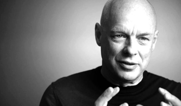 Brian Eno urges UK to vote in favour of remaining in the EU