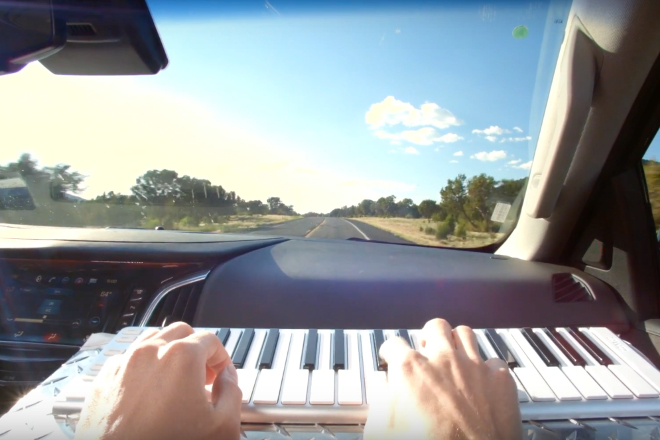 Watch all of Reason 9's presets played on a 10-hour road trip