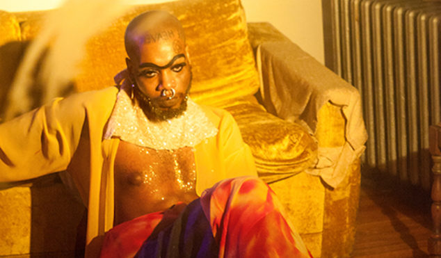 Tri Angle signs R&B singer serpentwithfeet – hear debut single 'flickering'